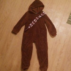 star wars chewbacca costume Size SM